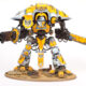 Tutorial: How to paint an Imperial Knight of House Hawkshroud