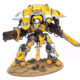 Showcase: Imperial Knight House Hawkshroud
