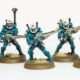 Showcase: Eldar Guardian Defender Squad of Iybraesil