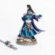 WIP: Female Eldar Farseer of Iybraesil #2