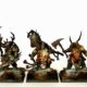 Showcase: Warriors of Chaos Putrid Blightkings & Gutrot Spume