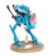 WIP: Eldar War Walker of Iybraesil #3
