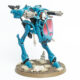 Showcase: Eldar War Walker of Iybraesil #2