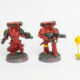 WIP: Blood Angels Mk4 Assault Squad #6
