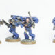 WIP: Ultramarines Assault Squad Retouching #1