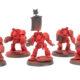 WIP: Blood Angel Terminators from Deathstorm