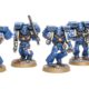 Showcase: Ultramarines Assault Squad