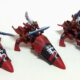 Showcase: Eldar Saim Hann Jetbike Seer Council
