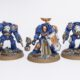Showcase: Ultramarines Assault Terminators