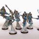 Showcase: Eldar Shadow Spectres Aspect Warriors