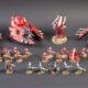 For Sale: Stahly's Saim-Hann Eldar army