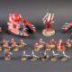 For Sale: Stahly's Saim-Hann Eldar army