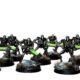 Showcase: Necron Warriors and Canoptek Scarabs
