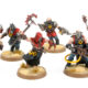 Showcase: Chaos Cultists with Close Combat Weapons