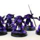 WIP: Emperor's Children Legion Phoenix Terminator Squad