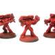WIP: Blood Angels Assault Marines #1