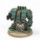 WIP: Dark Angels Venerable Dreadnought #2