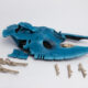 WIP: Eldar Wave Serpent of Iybraesil #1