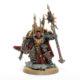 WIP: Black Legion Chaos Space Marine Sorcerer Lord