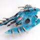 Showcase: Eldar Wave Serpent Type II of Iybraesil