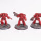 WIP: Blood Angels Tartaros Terminators #2