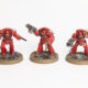 WIP: Blood Angels Tartaros Terminators #3
