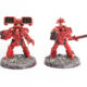 WIP: Blood Angels Tartaros Terminators #4