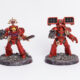WIP: Blood Angels Tartaros Terminators #5