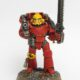 Tutorial: How to paint Blood Angels