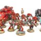 Showcase: Blood Angel Army
