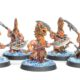 Showcase: Fyreslayers Hearthguard Bezerkers