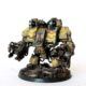 WIP: Imperial Fists Ironclad Dreadnought