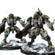 Showcase: Tau XV95 Ghostkeel Battlesuits