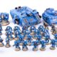FOR SALE: 2000pt Ultramarine Army