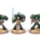 Showcase: Dark Angel Assault Marines