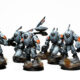 Showcase: Tau Sa'Cea Stealth Suits Kill Team