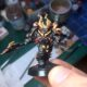 WIP Chaos Space Marine Aspiring Champion Vrosh Tattersoul