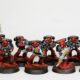WIP: Horus Heresy Word Bearers Marines #3