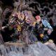 Bonus Showcase: Chaos Space Marine Aspiring Champion Vrosh Tattersoul