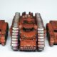 WIP: World Eaters Spartan Assault Tank and Rhinos