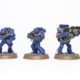 WIP: Ultramarines Tactical Squad #3