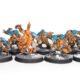 Showcase: Blood Bowl Dwarf Team