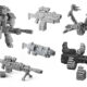 Review: Anvil Industry Exo Lord (Space Marine compatible) Bits and Weapons