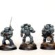 Showcase: Alpha Legion Tactical Marines