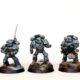 Showcase: Alpha Legion Tactical Marines