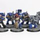 WIP: Ultramarines Devastator Squad #1