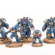 Showcase: Ultramarines Primaris Lieutenant