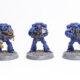 WIP: Ultramarines Devastator Squad #2