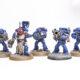 WIP: Ultramarines Devastator Squad #3