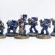 WIP: Ultramarines Devastator Squad #4